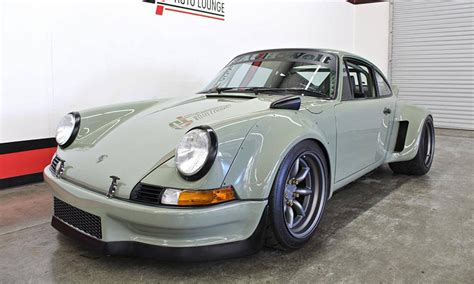 This Japanese Custom Porsche 911 Is Loud, Angry & Insanely