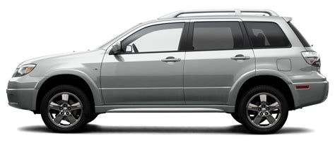 Mitsubishi Outlander 2006 by 2006 Mitsubishi Outlander Reviews Images And
