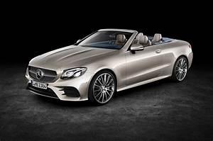 Mercedes Classe A 2018 : 2018 mercedes benz e class cabriolet first look motor trend ~ Medecine-chirurgie-esthetiques.com Avis de Voitures