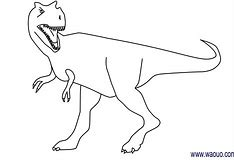 Hd Wallpapers Coloriage A Imprimer Dinosaure T Rex Wallpaper Pattern