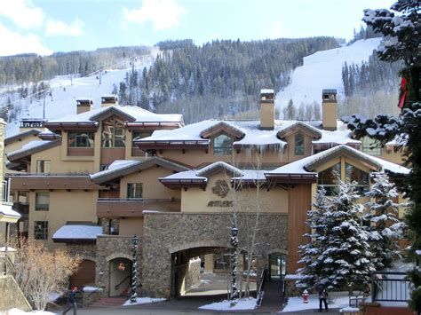 antlers  vail photo gallery