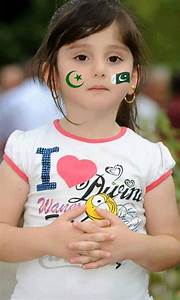 Alluring Different Pakistani Face Flag painting Ideas for Independence Day NationTrendz
