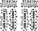 flock letters numbers designs heat applied transfers With flock letters and numbers heat transfers