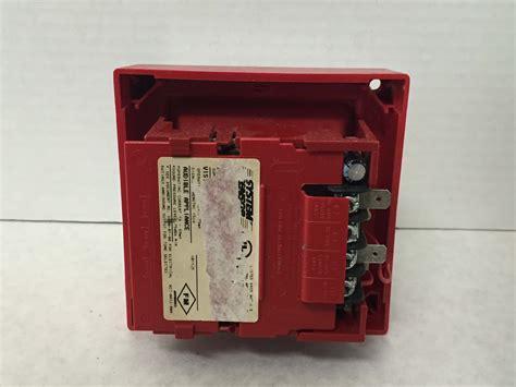 System Sensor Mass2475ada Firealarmstv Jjinc24u8ol0