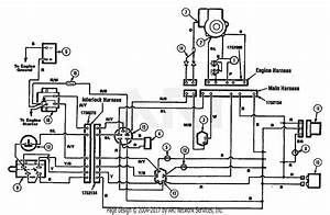 Troy Bilt Bronco Riding Mower Wiring Diagram With Fuse