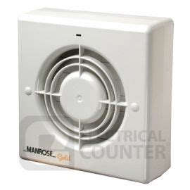 humidity controlled exhaust fan manrose mg100ah extractor fan 4 quot automatic with humidity