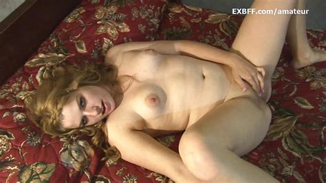 Amateur Blonde Teen Fingers To Multiple Squirt Orgasms