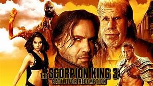 The Scorpion King 3 Battle For Redemption Movie Fanart