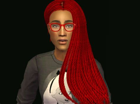 Do We Have Urban Braids In The Sims 3