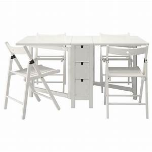 NORDENTERJE Table And 4 Chairs IKEA Mathias House