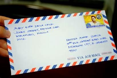 Letter Carta Enviar Uma Canada Send Mail