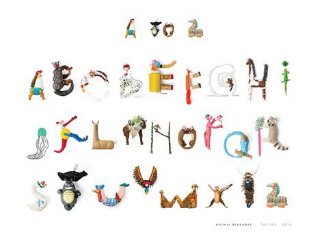 animal alphabet  sva portfolios