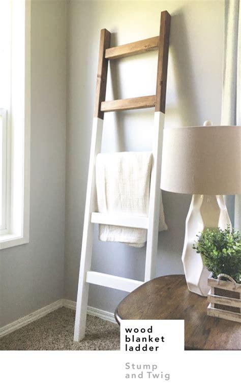Blanket Ladders - Design Crush