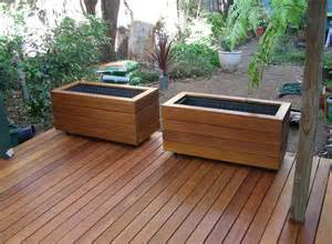 Wood Planter Barrels by Vintage Wooden Planter Boxes Interesting Ideas For Home