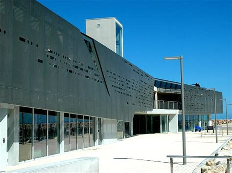 chambre de commerce de nantes construction des bâtiments de la zone d 39 animation
