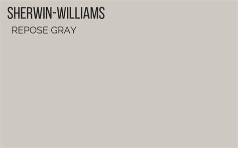 repose gray sherwin williams repose gray review diy decor