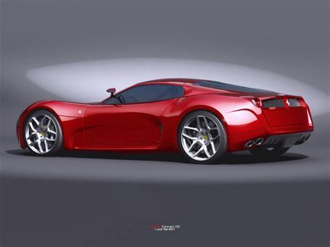 ferrari f430 concept by luca serafini carscoops