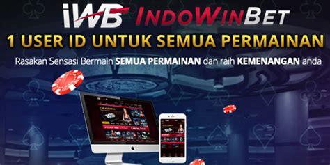 Bandar Online Terpercaya Di Indonesia Situs IndowinBet ...