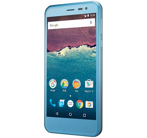android one sharp 507sh is an android one handset of its