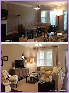 Ideas for decorating a small living room 1homedesignscom for Ideas to decorate a small living room