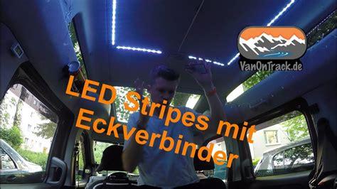 led streifen verbinden led streifen im minicer mit ecken verbinden l 246 ten beleuchtung mit stripes lichtband