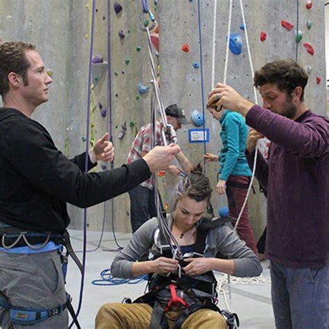 adaptive climbing community day evo rock fitness