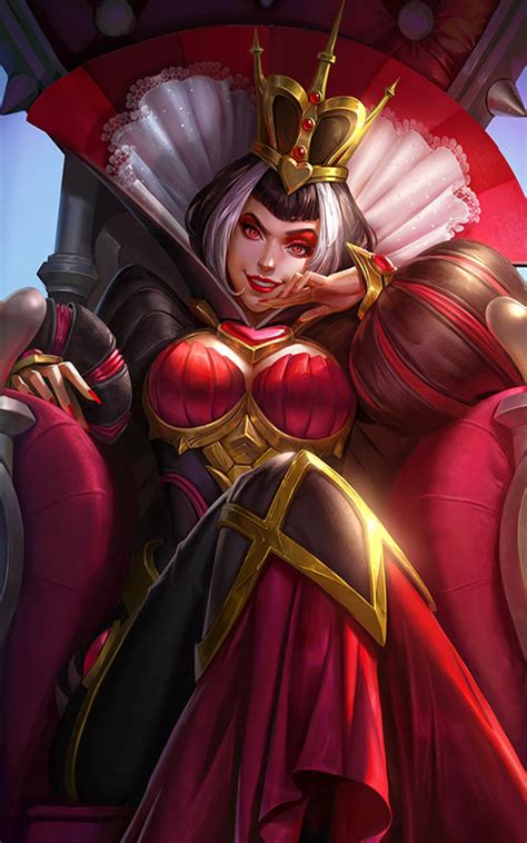 heartbreak empress aurora mobile legends