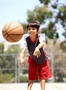 How Old Should Your Kid Be to Play Basketball - Corbin's ...