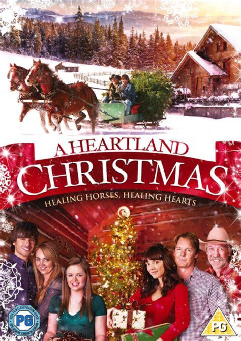 heartland christmas dvd zavvi