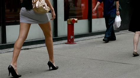 Mexican Border Town Bans Women In Miniskirts And Fines