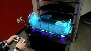 Future Holographic Video Game Console - YouTube
