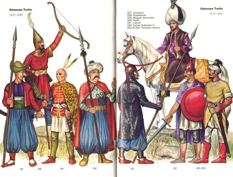 410 Best Images About Ottoman Military On Pinterest