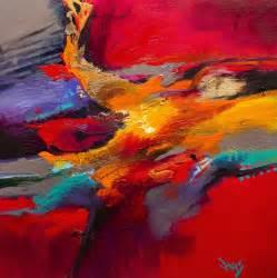 tableau format carr 233 peinture abstraite sur toile