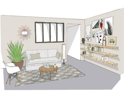croquis chambre projet salon naturel architecte projet sketch dessin
