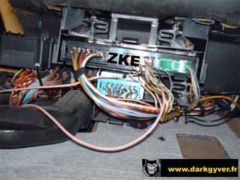 siege bmw z3 rta bmw de darkgyver localisation module zke e36