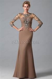 edressit robe mere de mariee longue simple avec dentelle With robe simple avec dentelle