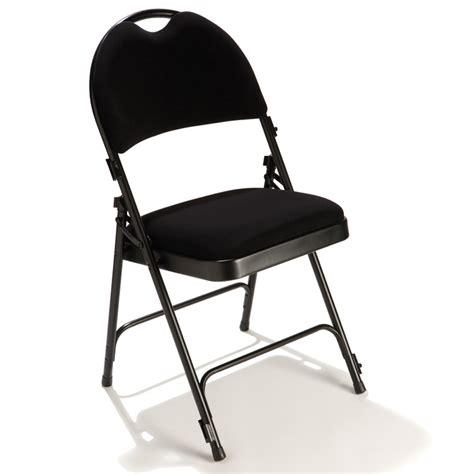 chaise de cing pliante vente chaise pliante assemblable 2600 en tissu velours m1