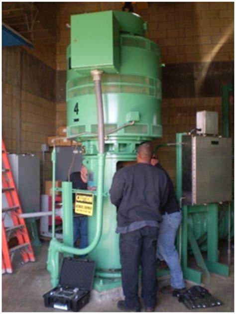 vertical pumps  alignment vibralign