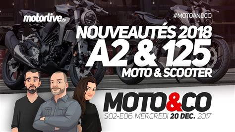 moto a2 2018 scooter 125 moto a2 quoi de neuf en 2018 moto co 6