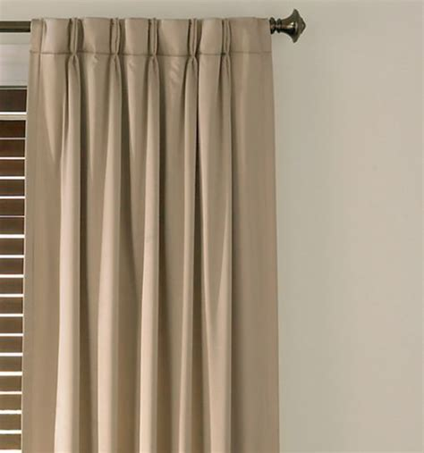 jcpenney brown sheer curtains prelude pinch pleat curtain panel jcpenney cortinas