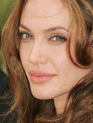 Angelina Jolie Natural
