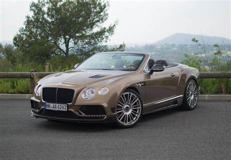 Location Bentley Gtc Mansory