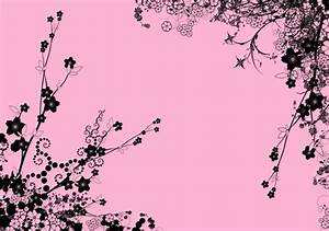 Pink And Black Wallpaper 5 Desktop Wallpaper ...