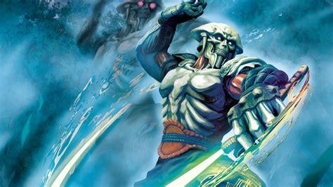Wallpaper Yoshimitsu Street Fighter X Tekken Games 4565
