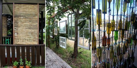 great ways   backyard privacy   fence