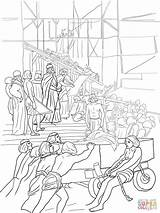 Solomon Temple King Builds Coloring Pages Supercoloring Solomons Printable Bible David Paper Built Sheets Drawing Crafts Sketch Rebuilding Activities Sunday sketch template