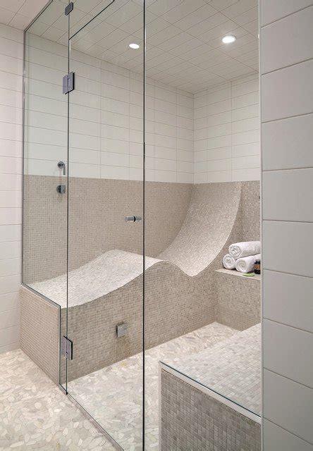 mosaique travertin salle bain quel carrelage de salle de bain pour r 233 aliser une salle de bain moderne 24 exemples 224