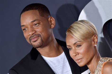 Will Smith and Jada Pinkett Smith Don't Say They're ...