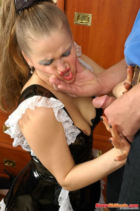 Young And Old Sex Young Sexy French Maid Xxx Dessert Picture 10