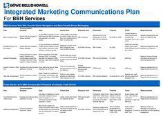 social media strategy  marketing plan template